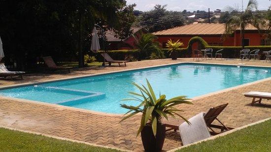 Solwezi, Zambia: Swimming pool
