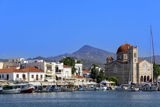 Aegina Waterfront