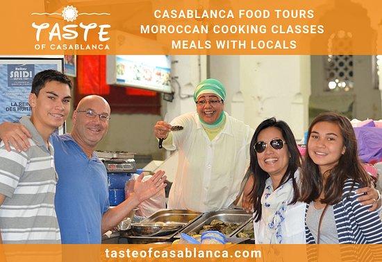 Taste of Casablanca