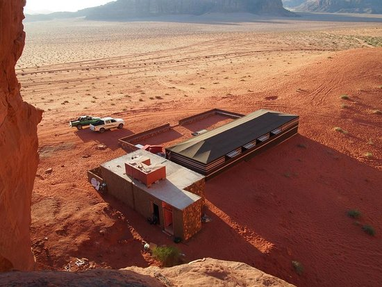 Wadi Rum Desert Style Camp - Day Tours