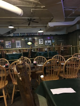Soapy Smith's Pioneer Restaurant: Inside Soapy Smith's