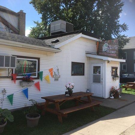 "Sycamore, IL: Nina""s Taco on Page Street"