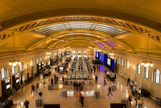 Union Depot : The Waiting Room