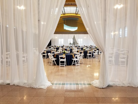 Union Depot : Host your wedding with us!