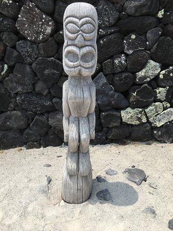 Honaunau, Hawái: Pu'uhonua 1
