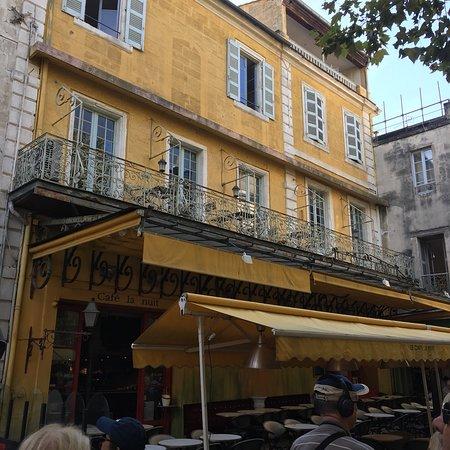 Le Café La Nuit Photo