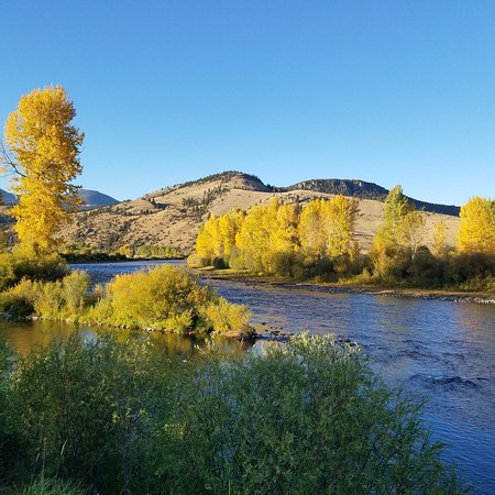 Wise River, MT: A selection of pics from Sept 2018 trip to The Complete Flyfisher... great dry fly river. Great