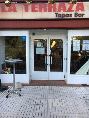 Bar La Terraza Zaragoza Restaurant Reviews Photos