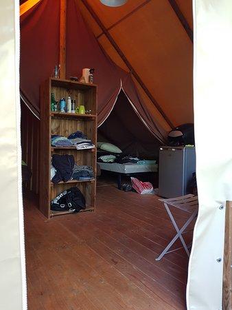 Mirabel-et-Blacons, Francia: Gervanne Camping
