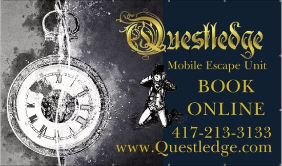 Ozark, MO: Book online to play in our new Mobile Escape Room