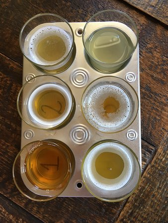 Julian Ciderworks: Samples