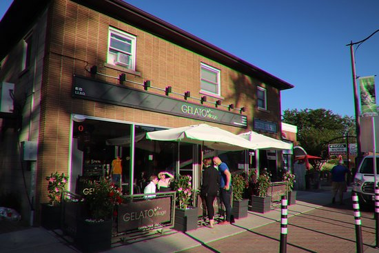 Fonthill, Canada: The house of the Gelato Village
