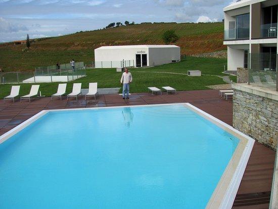 Mesao Frio, Portugal: Hotel Douro Scala. Fica em Mesão Frio, região do Douro em Portugal. Excelente, gostamos muito...