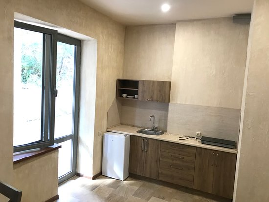 Arzakan, Αρμενία: Special Room. Kitchenette
