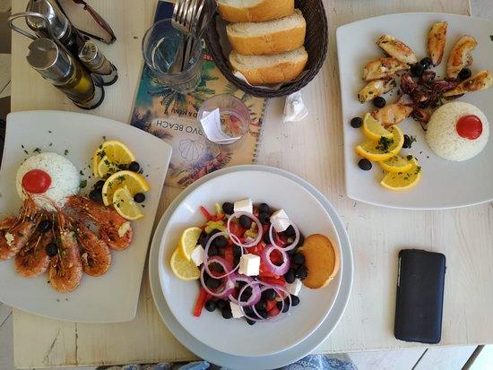 Budva Municipality, مونتينيغرو: lunch