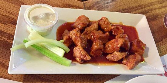 Pittston, PA: Mezzo Bites with Skeeter Sauce