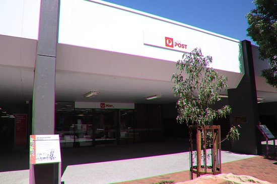‪Alice Springs Post Shop‬