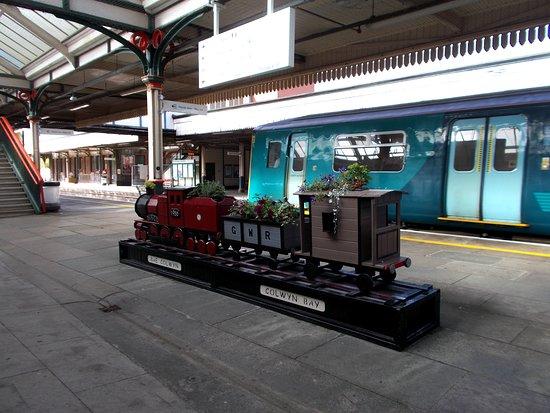 Colwyn Bay Railway Station