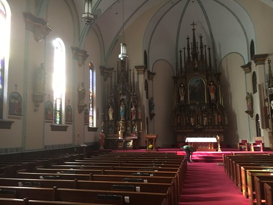 St. Mary of the Visitation