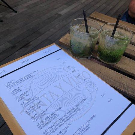 Palm-Mar, Spanyol: Great little bar in Palm Mar