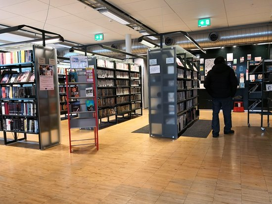 Bilde fra Tromsø Public library and City Archives