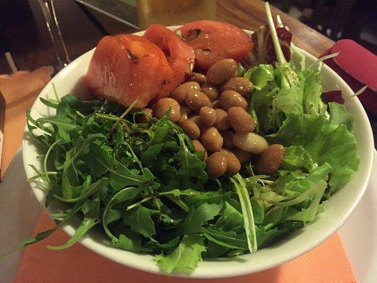 Belvin: Gemischter Salat