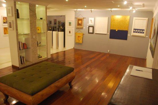 Sao Joao del Rei, MG: Exposição do artista Diego Mendonça - março de 2018