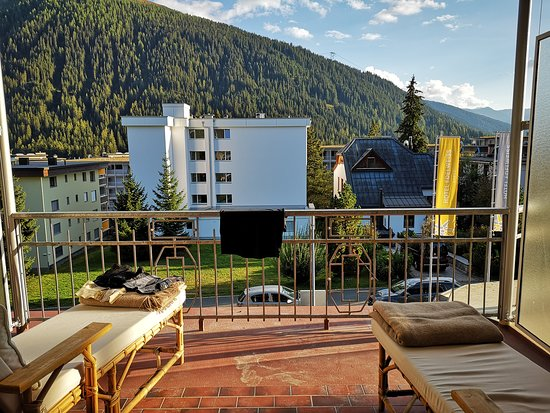 Hotel Edelweiss Davos Photo