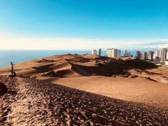 Concon Dunes