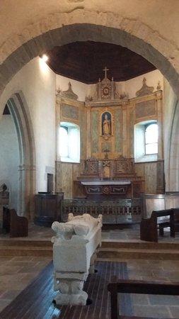 Vieille Eglise de Saint Lunaire