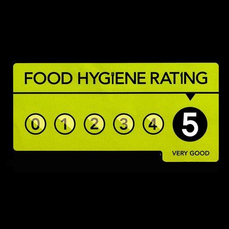 Kidlington, UK: VERY GOOD  (5) Hygiene Rating