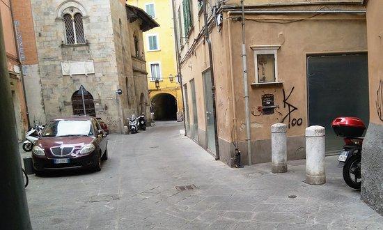 Borgo Stretto : Переулочки Борго Стретто
