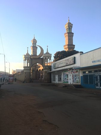 Lilongwe, مالاوي: Lilongwe Central Masjid