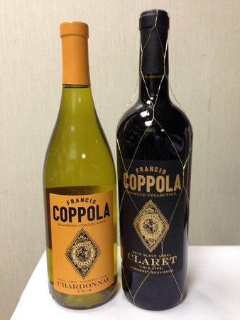 Esposito's Maplewood III: Coppola Wine