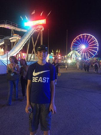 Kansas State Fair Hutchinson 2019 All You Need To Know