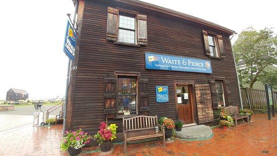 Waite & Peirce Museum Store