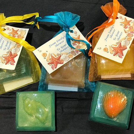 West Reading, PA: Some new soaps