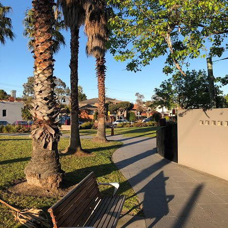 Caulfield, Australien: Memorial Park