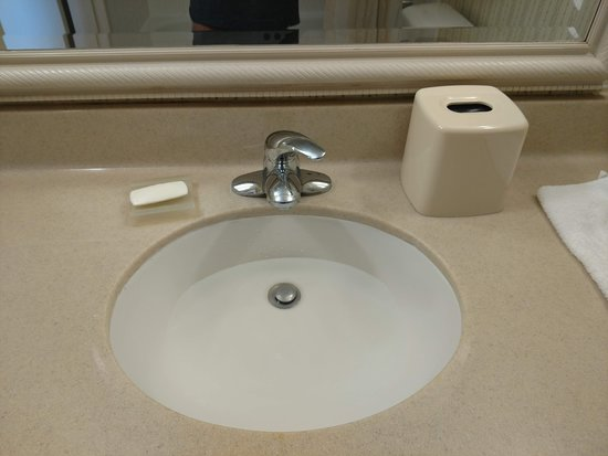 Rio Rancho, NM: A sink that doesn't drain