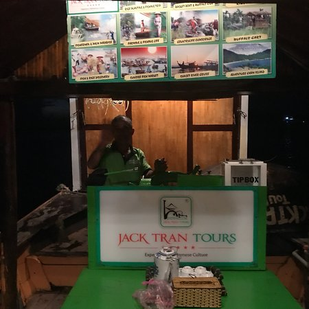 Jack Tran Tours Photo