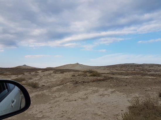 Qobustan, Azerbaijan: Mud Volcanoes