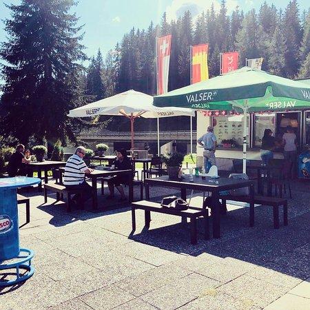 San Bernardino, Switzerland: Wir haben das ganze Jahr geöffnet 🍁🍂🌰🍁🦊