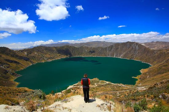 Private 3-Day Quilotoa Lagoon and...
