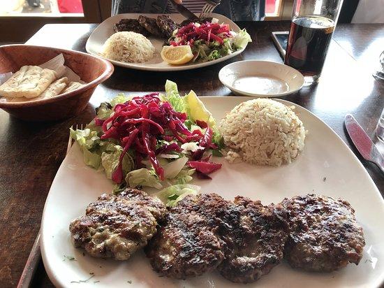 Radlett, UK: Quality of food is beyond belief