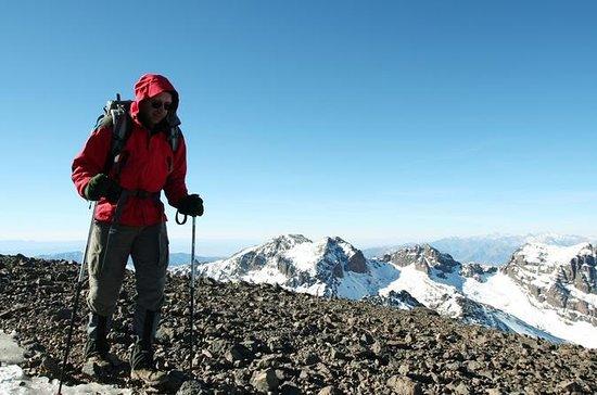 7-dages Jebel Toubkal - Vandretur fra...