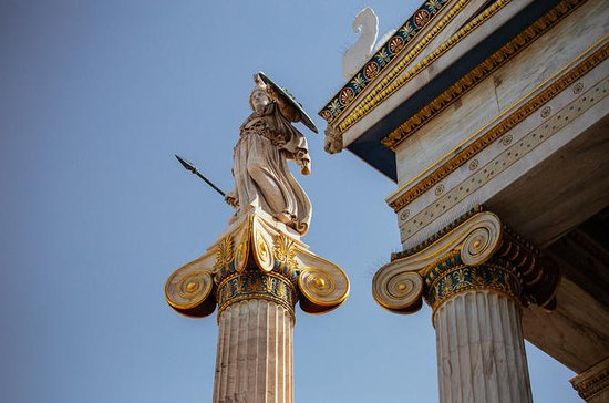 Leggende di Atene: Tour Privato