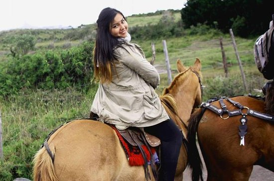 Andean Horseback ride and Cooking Class