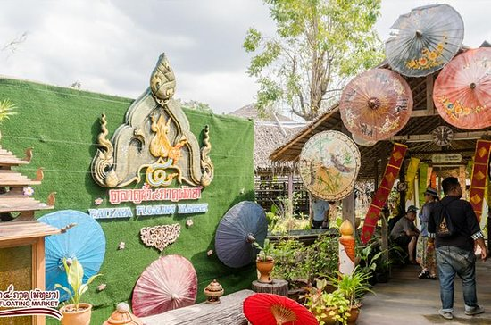 Pattaya Floating Market Admission...