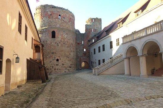 Tour de Riga à Vilnius: le château de...