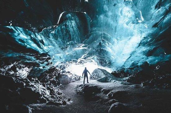 Cueva de hielo Crystal Blue - Desde...